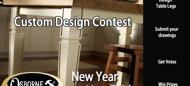 New Table New Year Design Contest