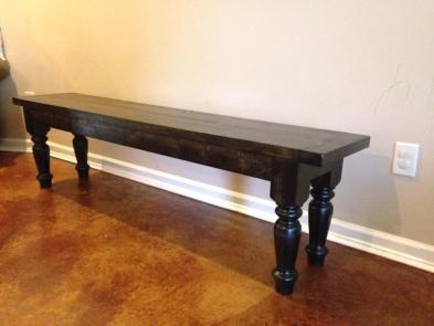 English Country Dining Table Leg and Jumbo English Country Coffee Table Leg