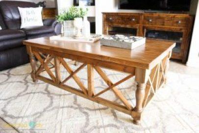 Heritage Coffee Table Leg