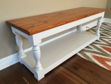 Shanty2Chic Bench Leg