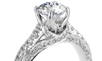Parade Designs Lyria Collection at Oster Jewelers #mybridalstyle #mydiamondstyle