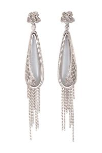 Carrera y Carrera 1.24ctw Diamond Sierpes Earrings | Oster Jewelers