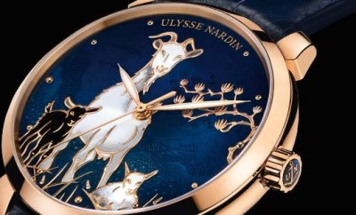Ulysse Nardin Classico Year of the Goat Timepiece