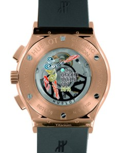 Hublot Limited Edition Classic Fusion Chrono Cricket watch