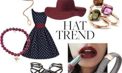 Fashion Friday at Oster Jewelers: Floppy Hat