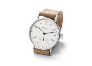 NOMOS Tangente 33 | Oster Jewelers Blog