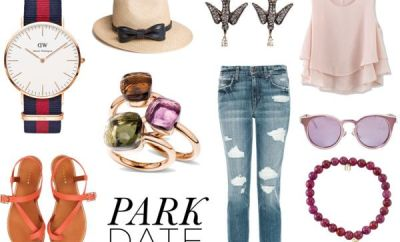 Park Date with Oster Jewelers