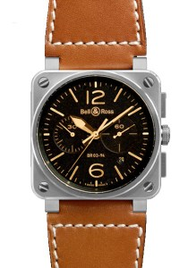 Bell & Ross BR03-94 Golden Heritage | 20% off all Bell & Ross watches in stock at Oster Jewelers
