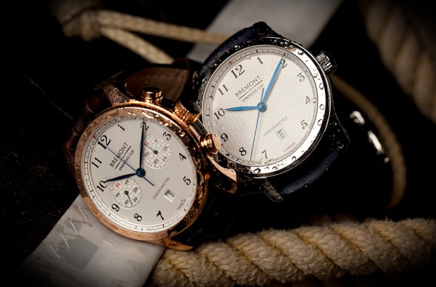 The Bremont America's Cup Series, AC I and AC II | Oster Jewelers Blog
