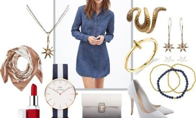 Shirt Dress Style at Oster Jewelers