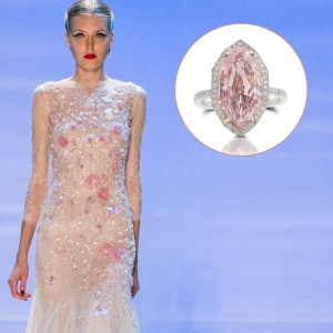 Wedding Wednesday with a Pink Diamond Ring| Oster Jewelers Blog