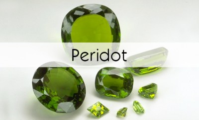 August Peridot | Oster Jewelers Blog