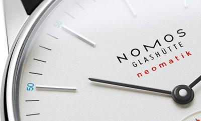 NOMOS Neomatik at Oster Jewelers
