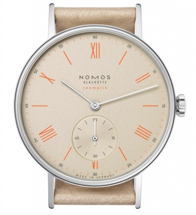 NOMOS Ludwig Champagner | Oster Jewelers