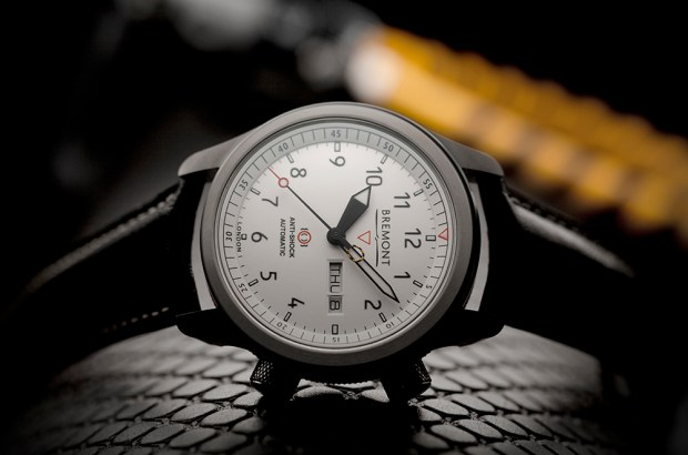 Bremont's MBII White Dial | Oster Jewelers Blog