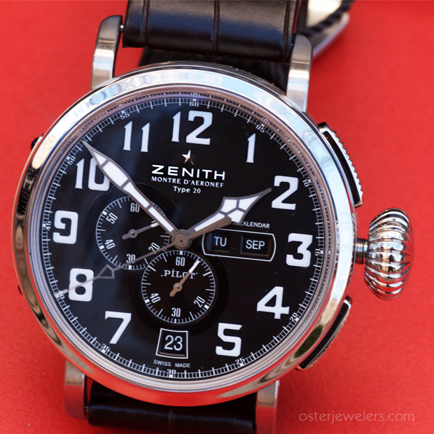 Keep Time With Zenith Watches