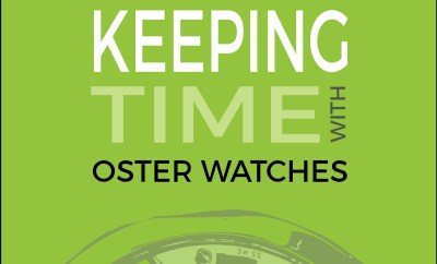 Keeping Time Podcast With Oster Watches