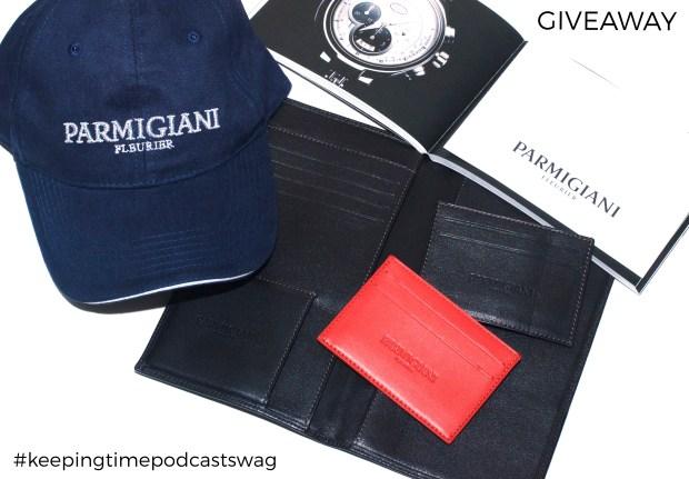 Parmigiani Giveaway
