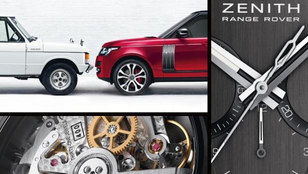 Zenith Range Rover Partnership