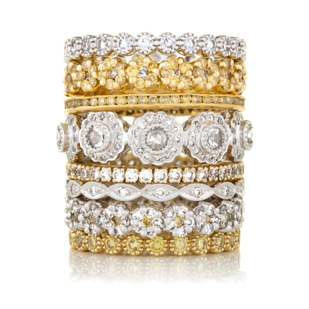 Sethi Couture Denver Stacking Band