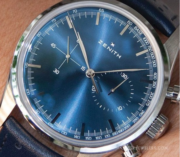 Zenith Chronomaster Heritage | Oster Jewelers | Zenith Watches