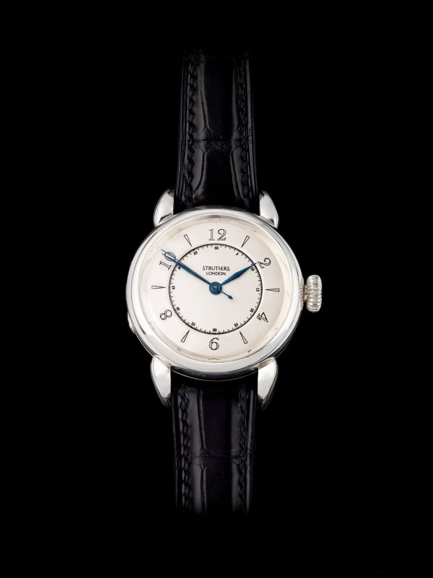 Struthers London watches bespoke