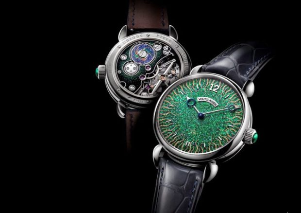 Kari Voutilainen Luxury Timepieces