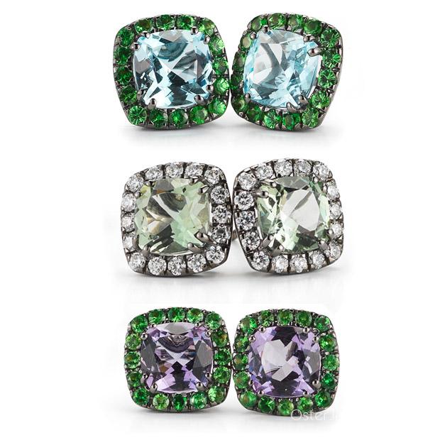 A & Furst Jewels Dynamite Earrings