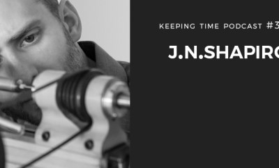 Josh Shapiro - Engine Turned Dials