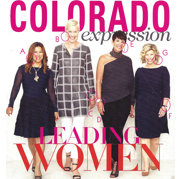 Oster Jewelers: Shop Dior Watches on the Cover of Colorado Expressions