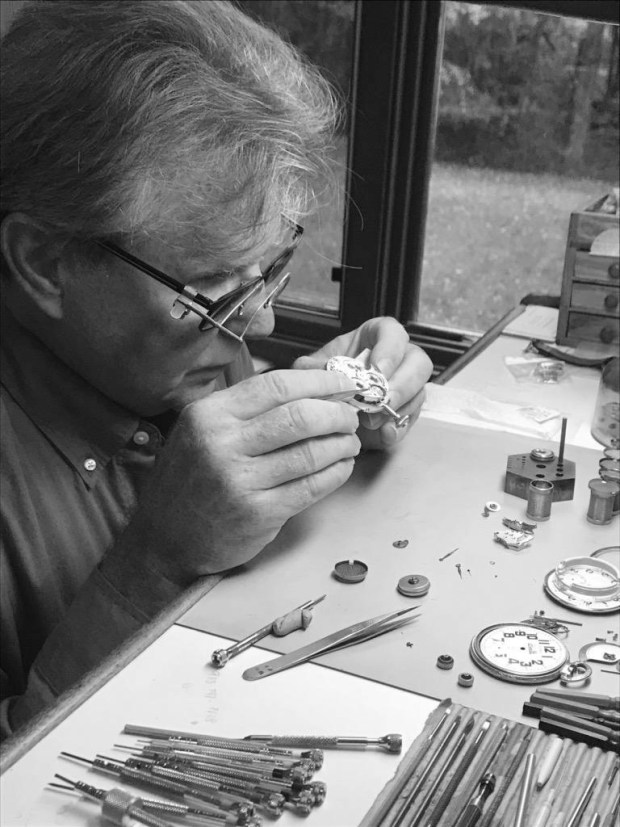 Don Loke Master Watchmaker