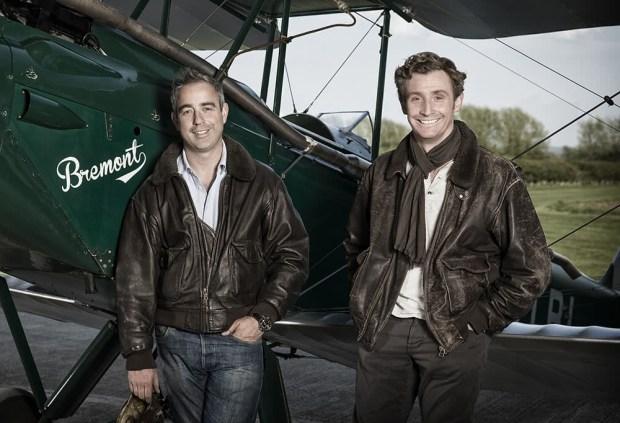 Nick & Giles English