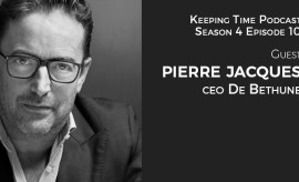Pierre Jacques CEO DeBethune