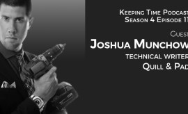 Joshua Munchow | Writer at Quill&Pad