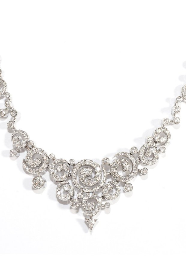 Stefan Hafner - Diamond Necklace