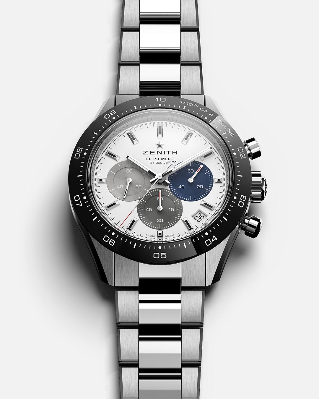 Zenith Chronomaster Sport on Bracelet