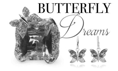 Butterfly Jewelry at Oster Jewelers