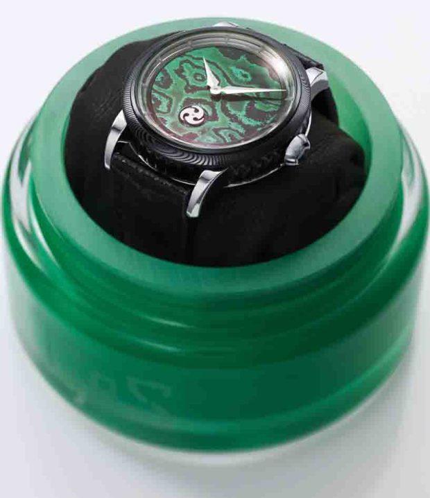 Damascus Watch box