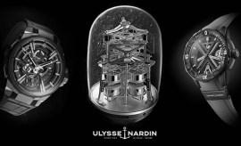 Ulysse Nardin Vertical Odyssey