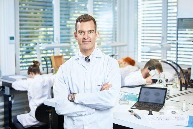 Claude Greisler, Armin Strom Co-Founder