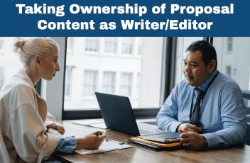 proposal writer ownership