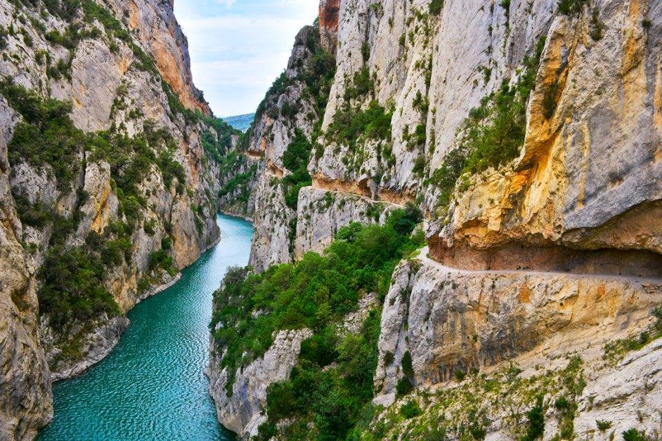 Горы и озёра Каталонии