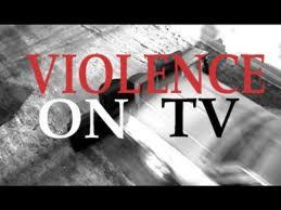 Violence on TV