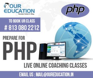 Industry experts to teach you PHP