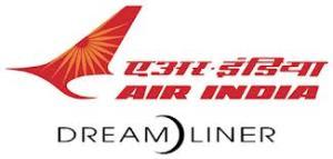 Air India Logo.