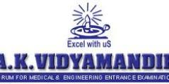Logo of A.K Vidyamandir Coaching in Ambala