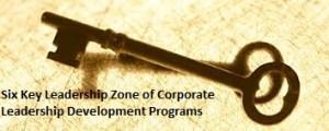 Six key leadership zone