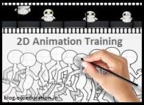 2D Animation Training