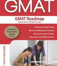 The GMAT Road Map-Expert advice through test day