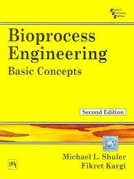 Bioprocess Engineering I